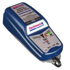 TM-180 Cargador de baterías OPTIMATE 6 AmpMatic 12 V-0.5-5.0 A