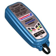 TM-420 Cargador de baterías OPTIMATE 2 12 V-0.8 A