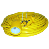 EXTENSION CABLE PVC 20M - 3 X 1.50 MM²