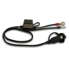 TM-71 cable carga batería con fusible impermeable