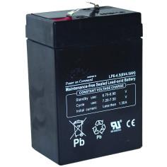 Batería 6 V-4,5 Ah