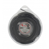 Hilo de nailon 1512413 Blister 21 m 4,30 mm Trenzado VORTEX