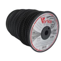 Hilo de nailon 1512415 Bobina 183 m 3,30 mm Trenzado VORTEX