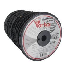 Hilo de nailon 1512417 Bobina 111 m 4,30 mm Trenzado VORTEX