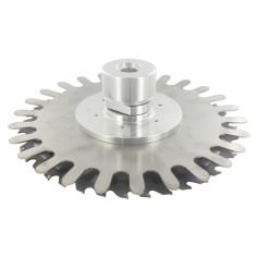 Cabezal de aluminio para desbrozadora