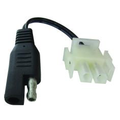 2502407 Adaptador especial SAE/MOLEX para cargador de Batería XTEXL900