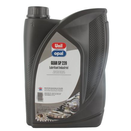 Aceite hidráulico ISO220