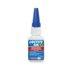 Pegamento cianocrilato LOCTITE 406 - 20G