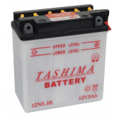 12N53B Batería 12 V-5,0 Ah