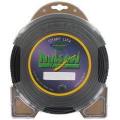 Hilo de nailon 1511023 Blister 27 m 3,50 mm Dentado NYLSAW