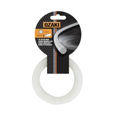 Hilo de nailon 2,40 mm donut 15 m OZAKI redondo