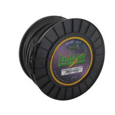 Hilo de nailon 1512053 Bobina 74 m 4,00 mm Dentado NYLSAW
