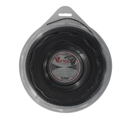 Hilo de nailon 1512395 Bobina 70 m 2,40 mm Trenzado VORTEX