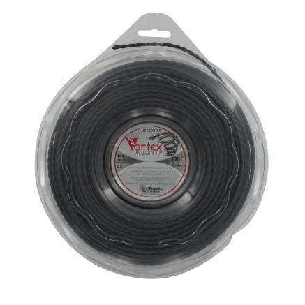 Hilo de nailon 1512397 Blister 44 m 3,00 mm Trenzado VORTEX