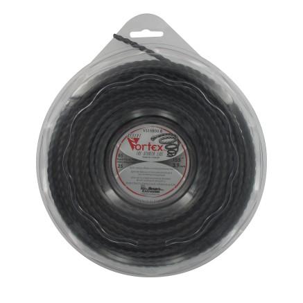 Hilo de nailon 3,90 mm donut 26 m DESERT Vortex trenzado