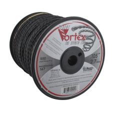 Hilo de nailon 2,70 mm bobina 167 m DESERT Vortex trenzado