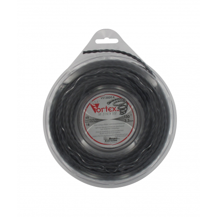 Hilo de nailon 1512411 Blister 18 m 3,30 mm Trenzado VORTEX