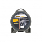 Hilo de nailon 1512702 Blister 15 m 2,00 mm Trenzado OZAKI POWER SILENT