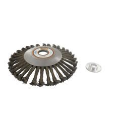 1600301 1600301 CABEZAL HILOS METAL 230 X 25.4MM 40CC Y PLUS