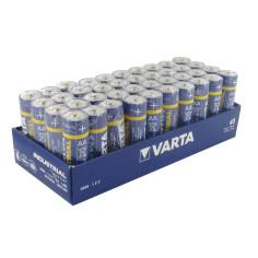 Pack de 40 pilas VARTA industrial tipo AA