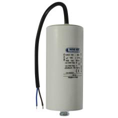Condensador metálico 100 uF