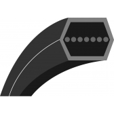 Correa trapezoidal SNAPPER (PR9483)