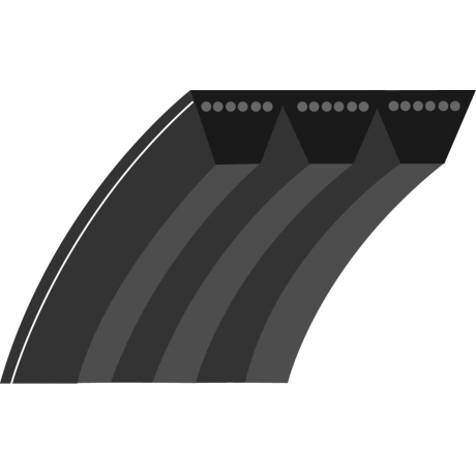Correa trapezoidal (NS265896) TORO/WHEEL HORSE 53-9660