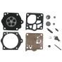 Kit reparación carburador WALBRO K15-WJ (X5207902)