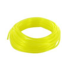 Línea de combustible 2,5 mm x 15 m (amarillo)