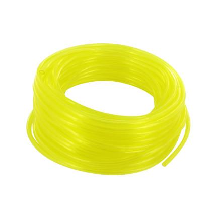 Línea de combustible 3,5 mm x 15 m (amarillo)