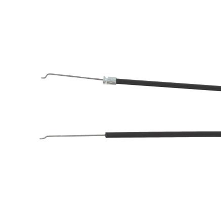 Cable rígido con funda
