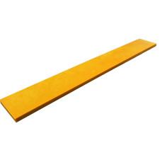 Bandas de desgaste para quitanieves 1000X100X20 mm