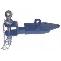 Kit acoplamiento para tractor ISEKI y KUBOTA