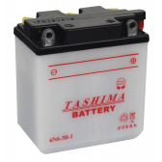 Batería 6 V-6,0 Ah