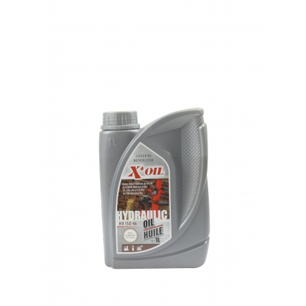 Aceite hidráulico X'OIL 1 litro