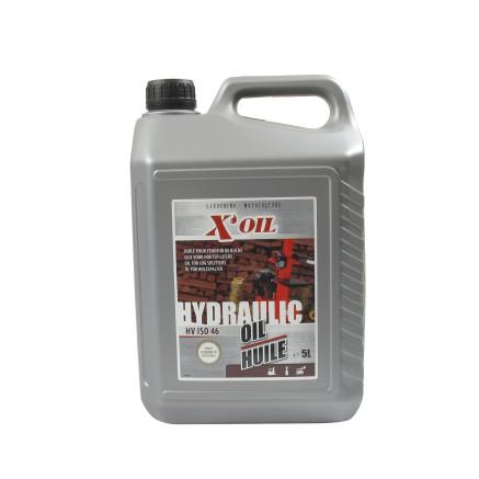 Aceite hidráulico X'OIL 5 litros