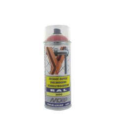 Aerosol pintura acrílica rojo TORO 400 ml