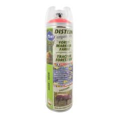 Aerosol marcador forestal rojo flúor 500 ml
