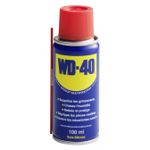 NY DISPLAY LUBRICANTE WD40 100ML X 24 (WDCROSS100)
