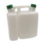 Bidón de doble uso 3,5+1,5 litros