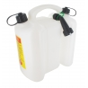Depósito de doble uso TECOMEC PRO 3+6 litros