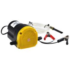 Extractor de aceite con bomba