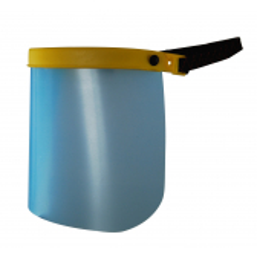 Pantalla protección plástico