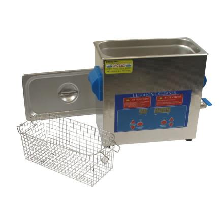 Limpiador ultrasonidos 6 litros 150 W