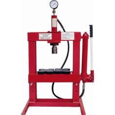 Prensa de trabajo hidraulica 10 T