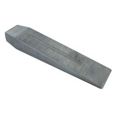 Cuña de tala 800G aluminio