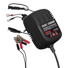 Cargador de baterías XL-900 - 6 y 12 V