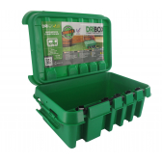 DRIBOX: Caja resistente al agua para conexiones eléctricas al aire libre