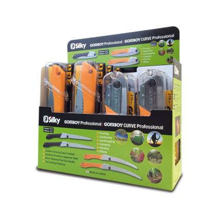 Caja Expositor GomBoy Professional