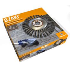 Cabezal removedor metálico OZAKI 200 mm